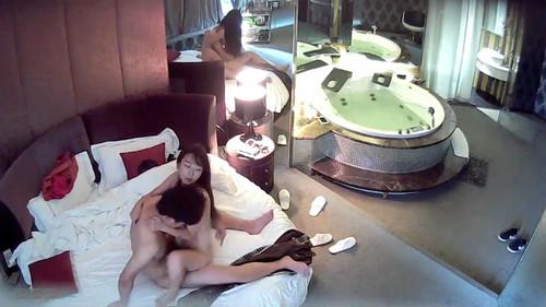 酒店奢华套房热切渴望积极打压